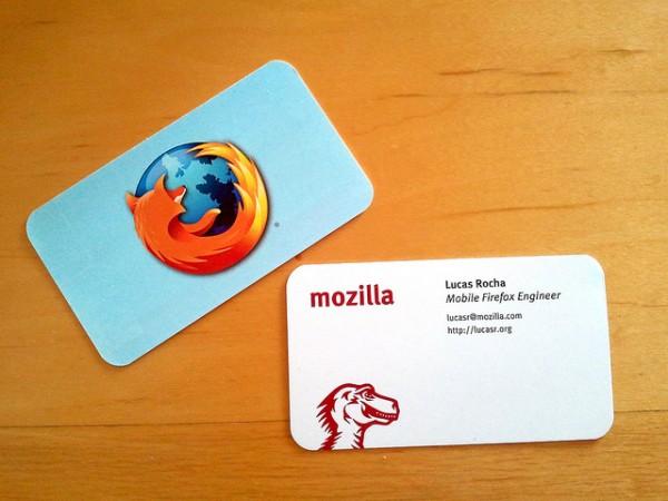 Mozilla-business-card