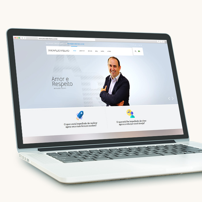 dx2-website-ariovaldo-ribeiro
